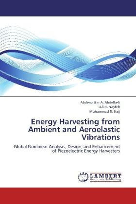 Energy Harvesting from Ambient and Aeroelastic Vibrations | Dodax.ch