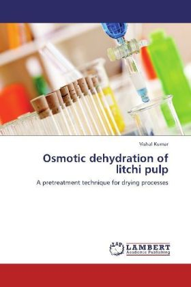 Osmotic dehydration of litchi pulp | Dodax.pl