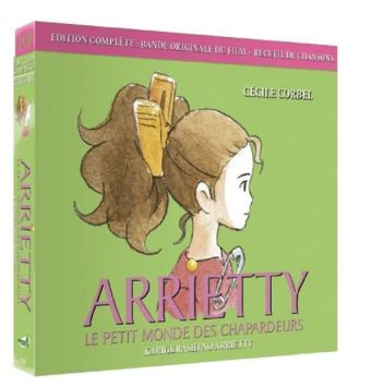 Arrietty, 2 Audio-CDs (Complete Collector Edition) | Dodax.at