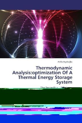 Thermodynamic Analysis:optimization Of A Thermal Energy Storage System | Dodax.ch