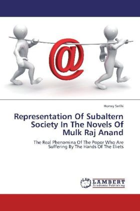 Representation Of Subaltern Society In The Novels Of Mulk Raj Anand | Dodax.pl