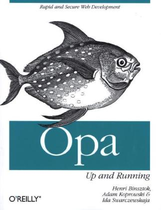 Opa: Up and Running | Dodax.pl