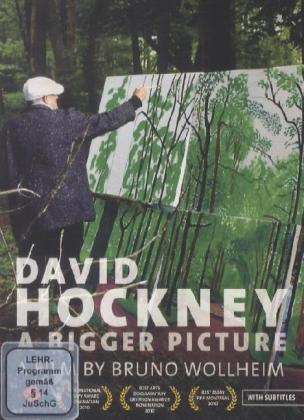 Hockney: A Bigger Picture, 1 DVD | Dodax.nl
