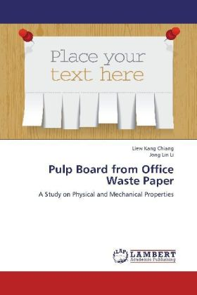 Pulp Board from Office Waste Paper | Dodax.at