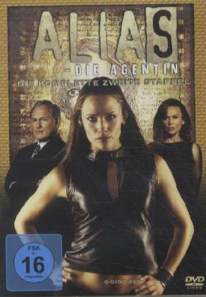 Alias, 6 DVDs. Season.2 | Dodax.at