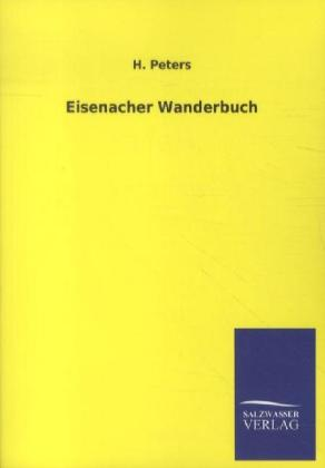 Eisenacher Wanderbuch | Dodax.at