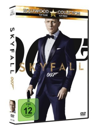 James Bond 007 - Skyfall, 1 DVD | Dodax.nl