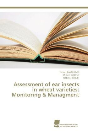 Assessment of ear insects in wheat varieties: Monitoring & Managment | Dodax.pl