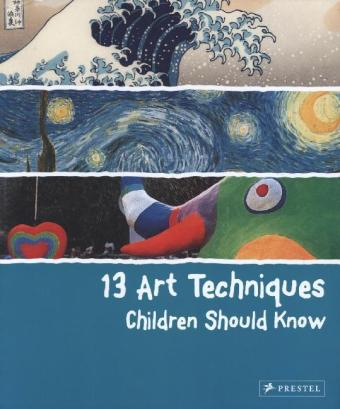 13 Art Techniques Children Should Know | Dodax.at