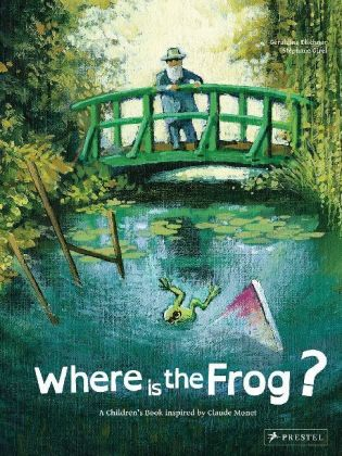 Where Is The Frog? | Dodax.at