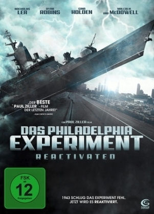 Das Philadelphia Experiment - Reactivated, 1 DVD | Dodax.ch