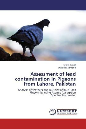 Assessment of lead contamination in Pigeons from Lahore, Pakistan | Dodax.de