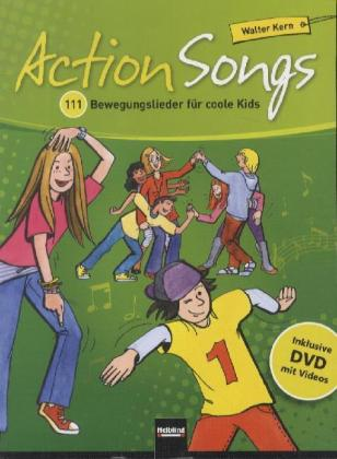 Action Songs | Dodax.pl