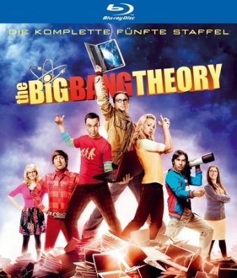 The Big Bang Theory, 2 Blu-rays. Staffel.5 | Dodax.at