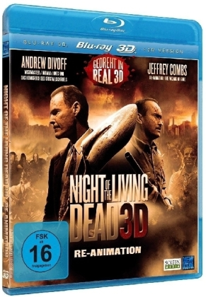 Night of the living Dead 3D - Re-Animation, 1 Blu-ray | Dodax.ch