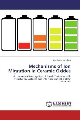 Mechanisms of Ion Migration in Ceramic Oxides | Dodax.de
