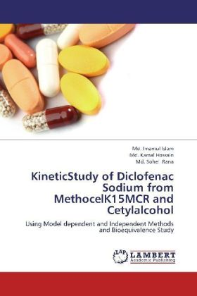 KineticStudy of Diclofenac Sodium from MethocelK15MCR and Cetylalcohol | Dodax.ch
