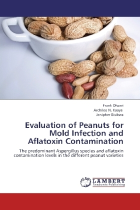 Evaluation of Peanuts for Mold Infection and Aflatoxin Contamination | Dodax.pl