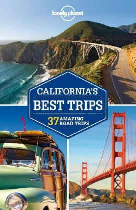 Lonely Planet California's Best Trips | Dodax.fr