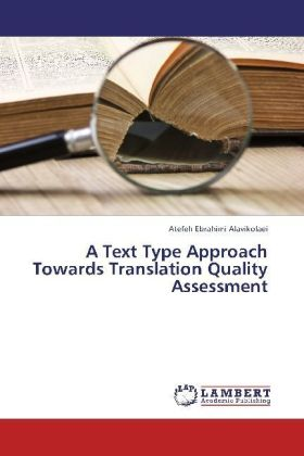 A Text Type Approach Towards Translation Quality Assessment | Dodax.ch