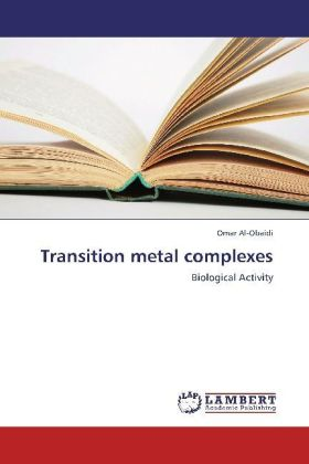Transition metal complexes   Dodax.ch