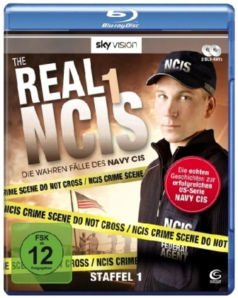 The Real NCIS - Die wahren Fälle des NCIS, 2 Blu-rays. Staffel.1 | Dodax.at