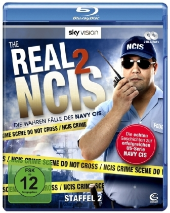 The Real NCIS - Die wahren Fälle des NCIS, 2 Blu-rays. Staffel.2 | Dodax.at