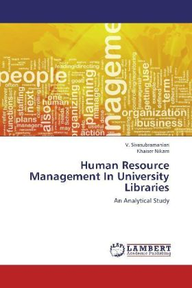 Human Resource Management In University Libraries | Dodax.at