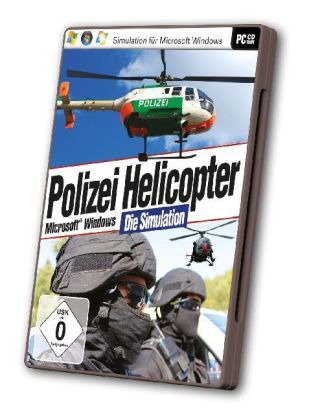 Polizei Helicopter, Die Simulation, CD-ROM | Dodax.at