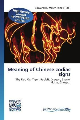 Meaning of Chinese zodiac signs | Dodax.co.uk