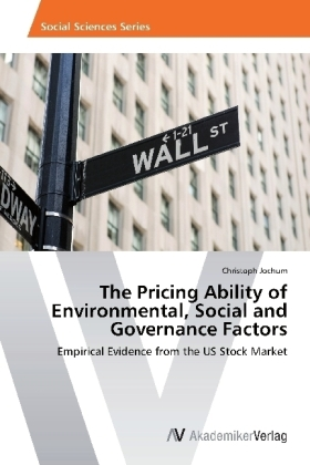 The Pricing Ability of Environmental, Social and Governance Factors | Dodax.at