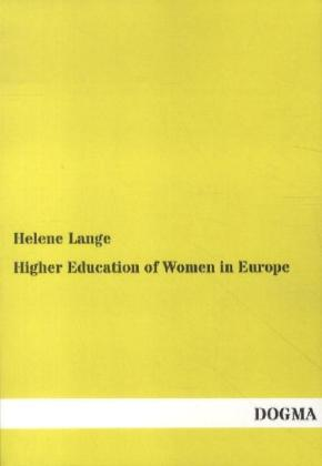Higher Education of Women in Europe | Dodax.at
