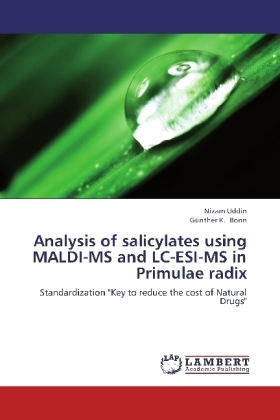 Analysis of salicylates using MALDI-MS and LC-ESI-MS in Primulae radix | Dodax.at