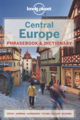 Central Europe Phrasebook + Dictionary | Dodax.com