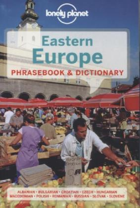 Eastern Europe Phrasebook + Dictionary | Dodax.com