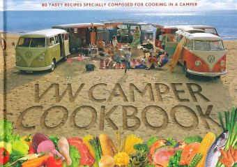 The Original VW Camper Cookbook | Dodax.de