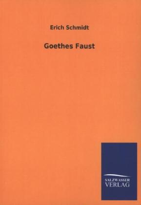 Goethes Faust | Dodax.ch