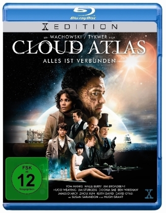 Cloud Atlas, 1 Blu-ray m. Digital Copy | Dodax.ca