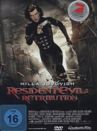 Resident Evil: Retribution, 1 DVD | Dodax.de