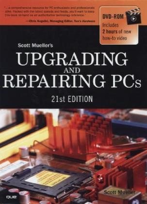 Upgrading and Repairing PCs, w. DVD-ROM | Dodax.de