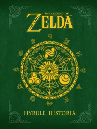 The Legend of Zelda: Hyrule Historia | Dodax.de