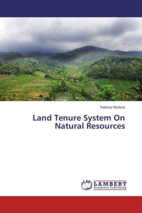 Land Tenure System On Natural Resources   Dodax.ch