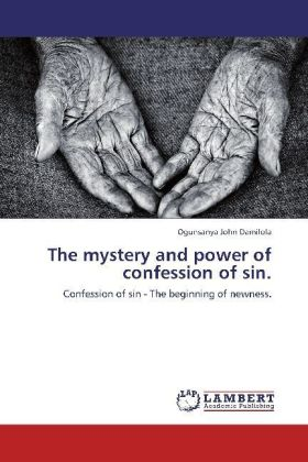 The mystery and power of confession of sin. | Dodax.pl