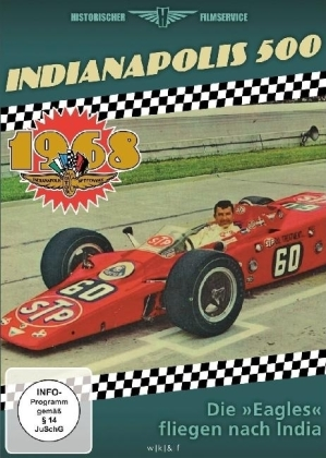 Indianapolis 500, 1 DVD | Dodax.ch