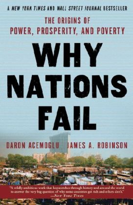Why Nations Fail | Dodax.de