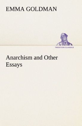 Anarchism and Other Essays | Dodax.pl