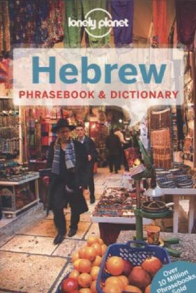 Hebrew Phrasebook & Dictionary | Dodax.de
