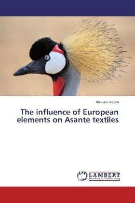 The influence of European elements on Asante textiles | Dodax.ch