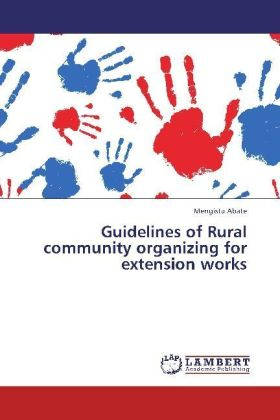 Guidelines of Rural community organizing for extension works | Dodax.ch