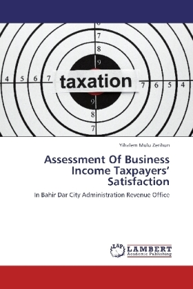 Assessment Of Business Income Taxpayers  Satisfaction | Dodax.at